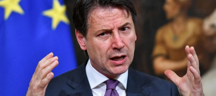 Italy gives others in the international community a lesson in realism