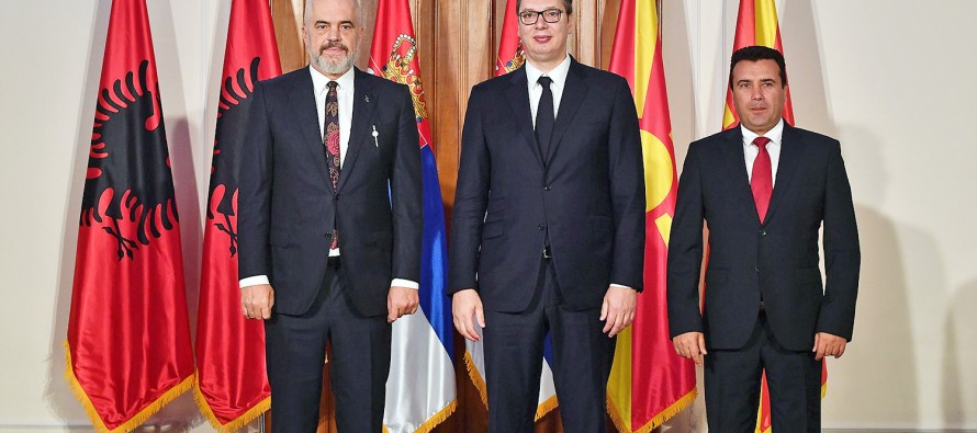 """Editorial: In Novi Sad, """"mini-Schengen"""" or just another photo-op for three"""