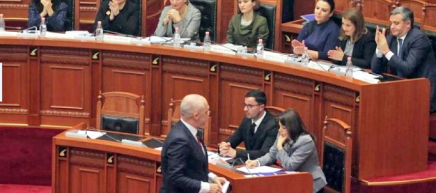 Albanian female ministers ask for green light from the Netherlands