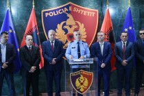 Albanian police sequester 137 kg of cocaine headed to Athens