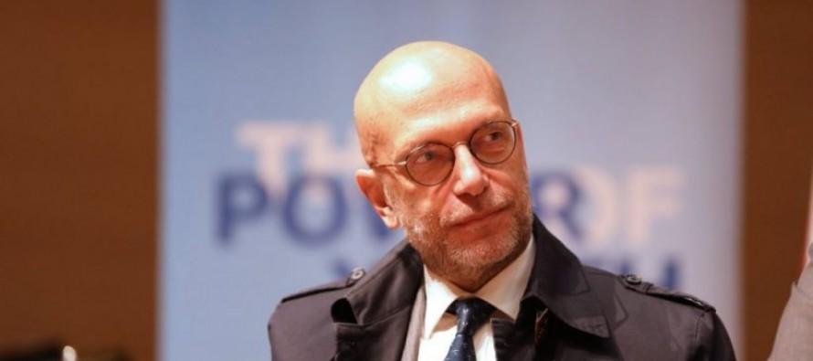 "Italian ambassador: ""Political stability, majority's responsibility"""