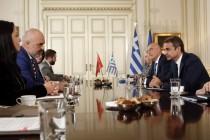 Tirana-Rome-Athens, the new diplomatic axis?