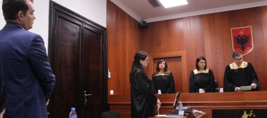 Latest Constitutional Court member dismissed under vetting