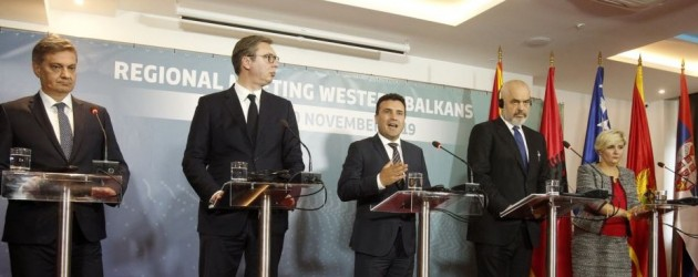 Tirana and Pristina clash as Kosovo remains excluded from 'mini Schengen'