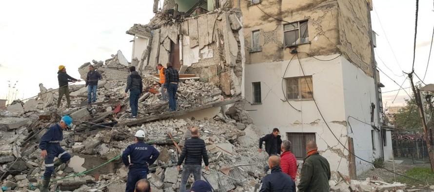 Earthquake damage losses estimated at 1 billion dollars