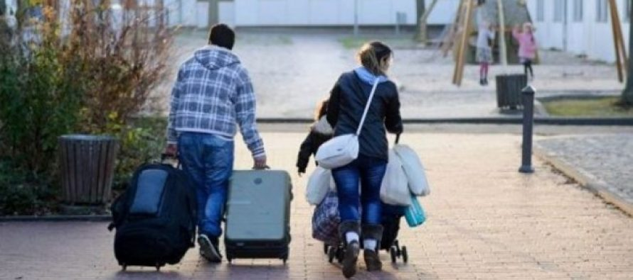 Albanians rank third among main citizenships granted asylum in Ireland