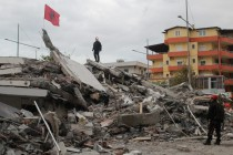 Strong aftershocks keep citizens scared and outside their houses