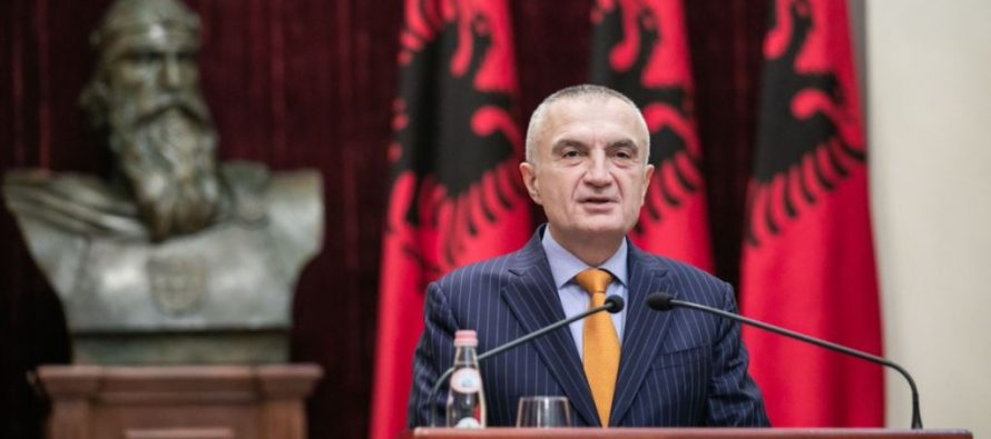 President calls for referendum in country's protection