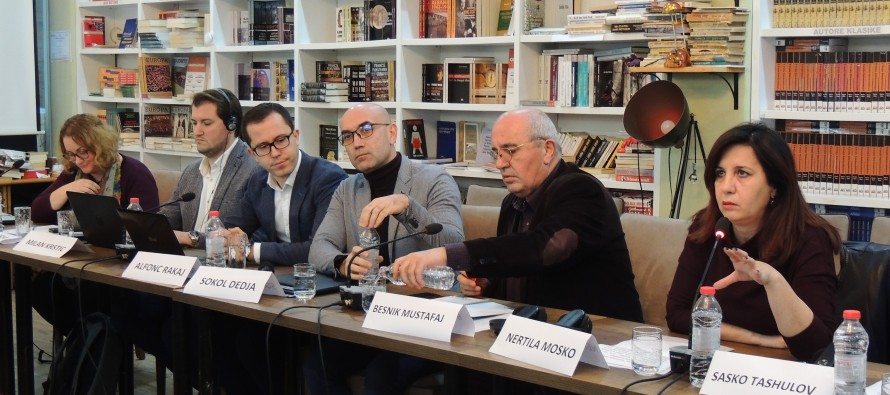 AIIS and HSS public opinion on foreign policy: Albania's relations with Serbia, Kosovo and N. Macedonia.