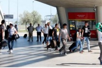 November marked by increase in Albanian and foreign citizen outflows