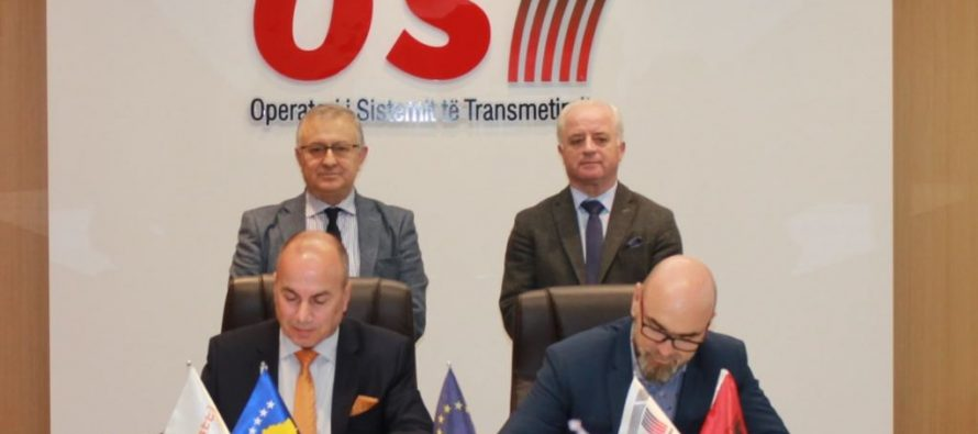 Albania and Kosovo sign agreement towards joint power system block