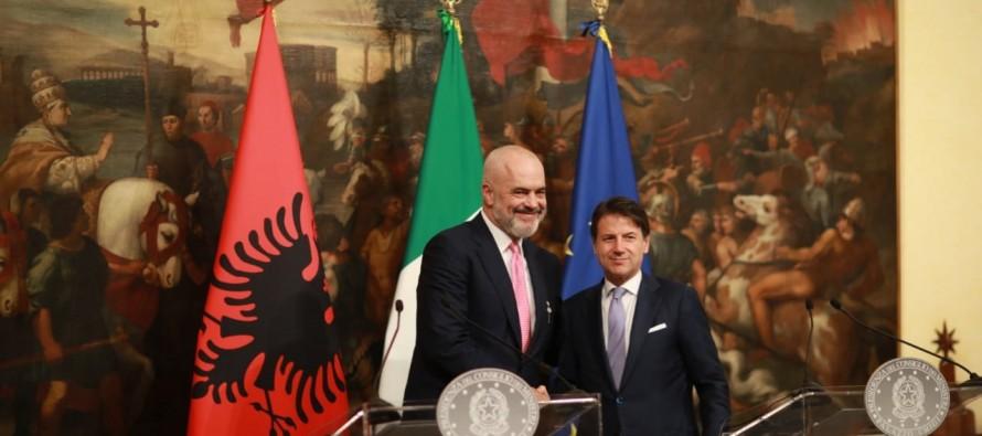 Tirana and Rome strengthen strategic partnership