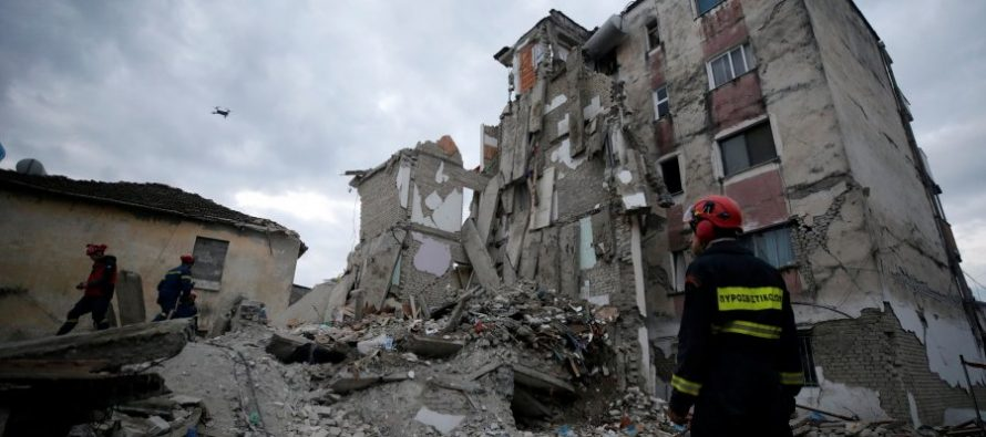 Earthquake damage assessment still in process as government launches online reconstruction program