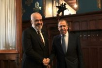 PM visits Moscow under Albania's OSCE Chairmanship