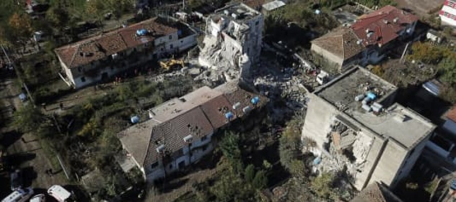 PDNA report says earthquake caused 1 billion euros worth of damage