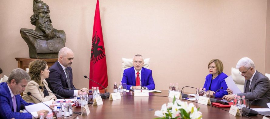COVID-19, President to convene Security Council meeting