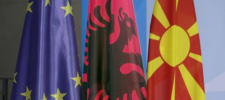 EU set to open accession talks with Albania and N. Macedonia