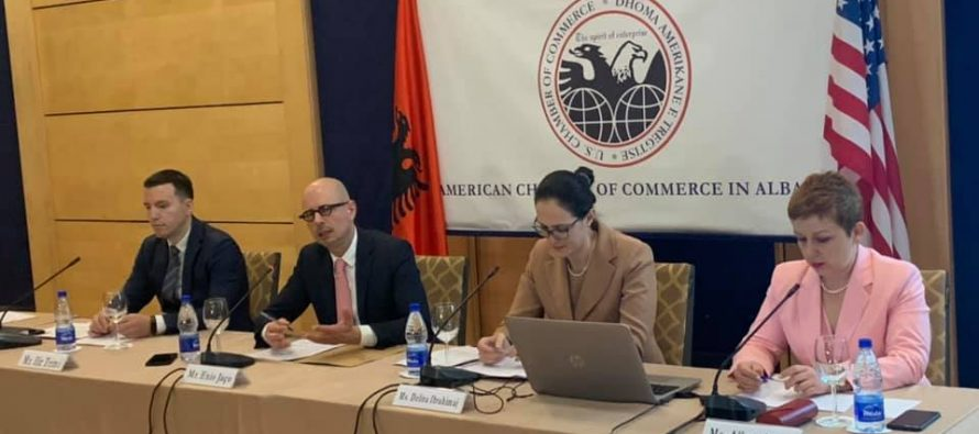 AmCham President calls for implementation of regional tax policies in Albania