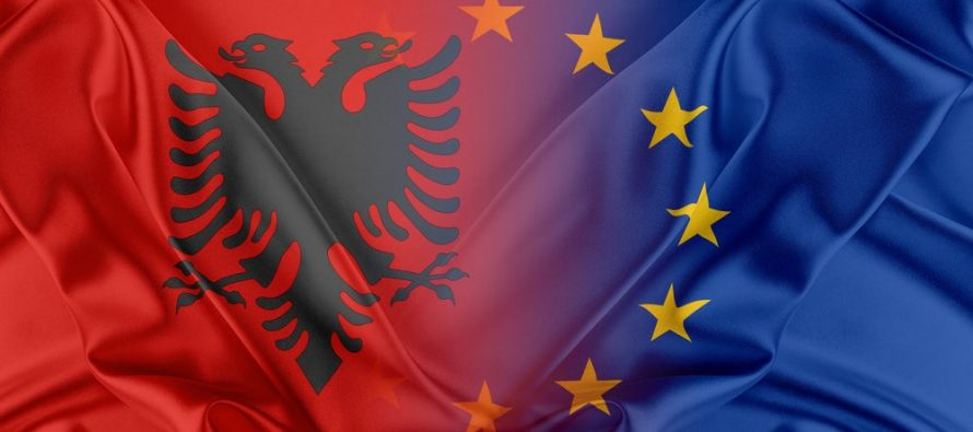 EU pledges 50 million € to Albania in the fight against COVID-19