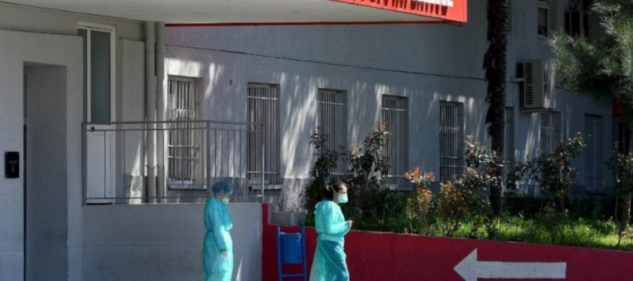 223 total COVID-19 cases confirmed in Albania, 11 victims