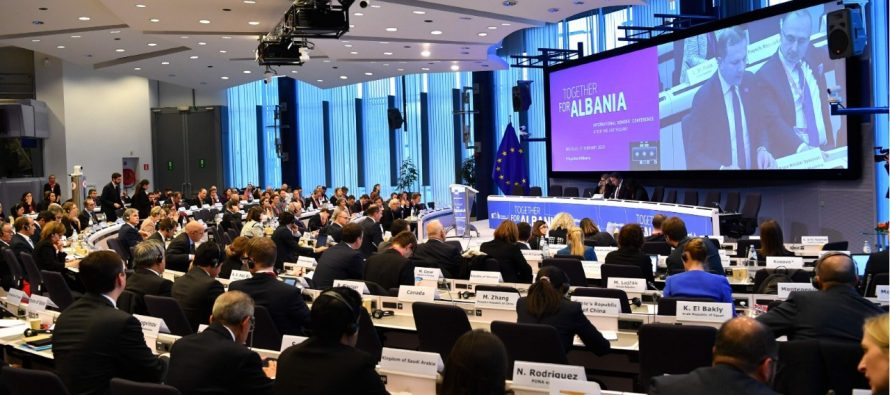 Editorial: The key messages out of the donors' conference for Albania and the region