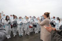Albania sends 60 more nurses to assist Italy in fight against COVID-19