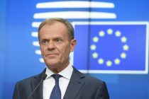 EPP's Donald Tusk condemns demolition of National Theatre