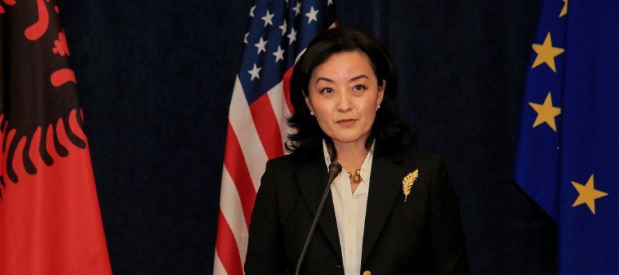 U.S. Ambassador Yuri Kim: three priorities in Albania
