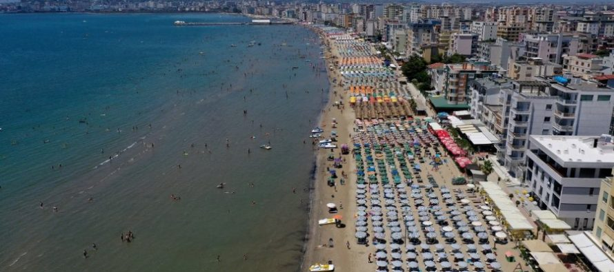 Albania among countries most reliant on tourism