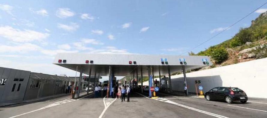 Montenegro to open borders with Albania in June