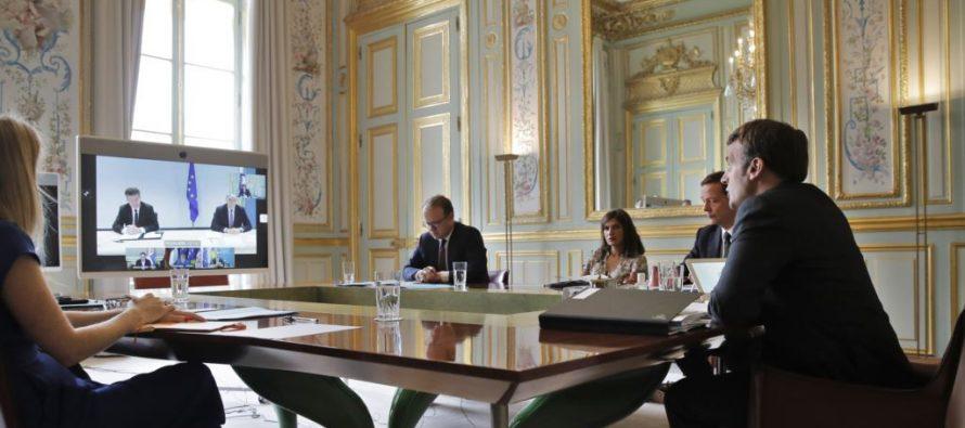 Kosovo – Serbia leaders convene in virtual Paris Summit