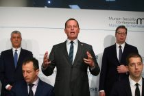 Grenell: U.S. never believed in a quick Kosovo-Serbia deal
