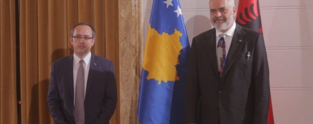 Kosovo Prime Minister: