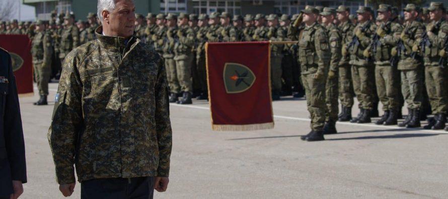 Serbia provided war crimes evidence against Kosovo President