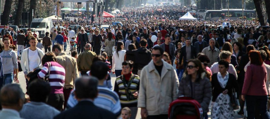 Albania's population to decline by 52% until 2100, study says