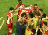 Serbian team wins against KF Tirana