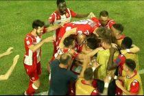 Serbian team wins against KF Tirana