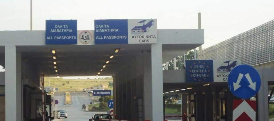 Albanian citizens obligated to quarantine after entering Greece