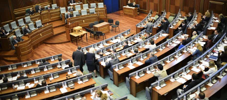 LVV initiates no-confidence motion against Kosovo government