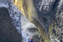 Visiting the Holta Canyon