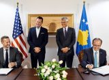 U.S. pledges $ 1 billion for Kosovo – Serbia railway project
