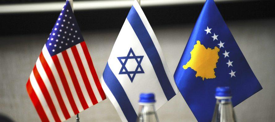 BREAKING: Israel recognizes Kosovo