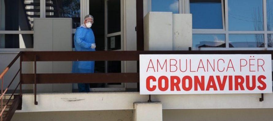 COVID-19: no victims, 134 cases in past 24h