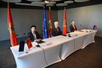 Montenegro majority lists sign agreement
