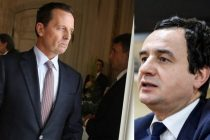 Grenell accuses Kosovo opposition leader of being against U.S.