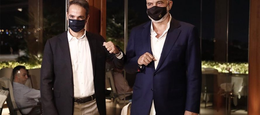 Albania & Greece PMs meet in Athens, agree to resolve issues
