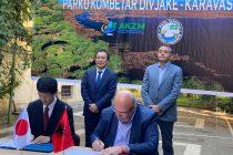 Japan to fund Technical Assistance for Improving Management of the Divjake-Karavasta Park