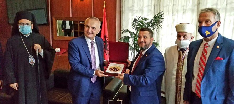 President Meta praises interfaith cooperation, calls for national action to retain youth