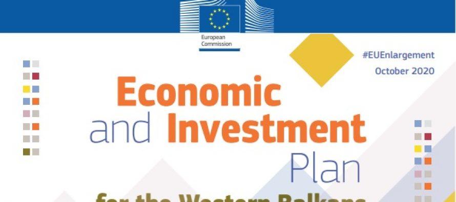 EU launches 9 billion economic investment plan for the region