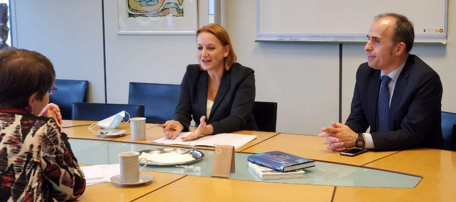 Finance Minister Denaj: French entrepreneurs, welcome in Albania